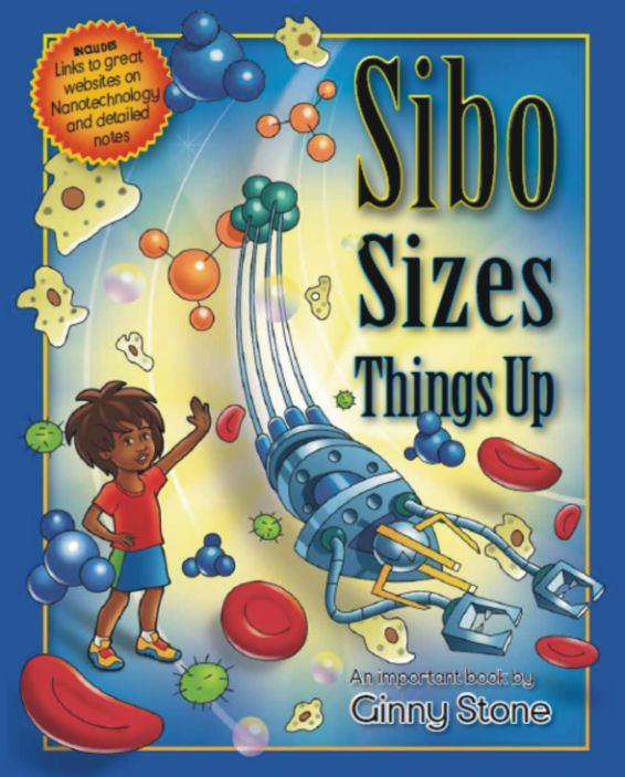 Sibo Sizes Things Up - by Ginny Stone